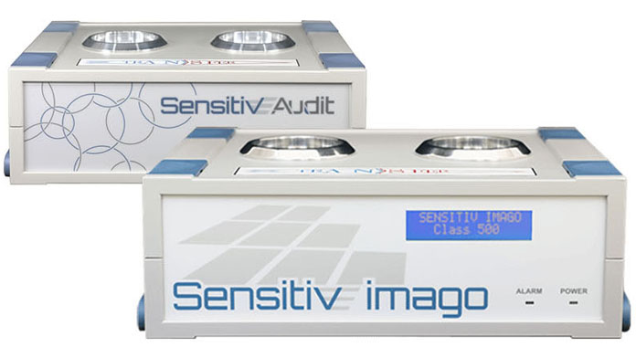 Sensitiv Audit and Sensitiv Imago devices for health estimation