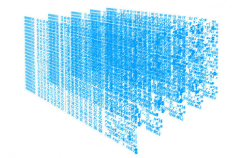 Computer Health diagnostics Sensitiv imago. We see what is invisible
